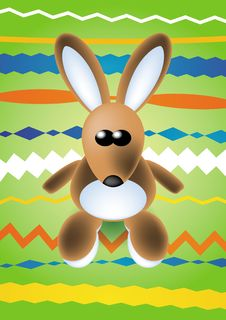 Free Easter Bunny Royalty Free Stock Images - 4183019