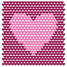 Free A Lot Of Hearts Stock Photo - 4183370