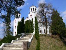 Free Monastery Cherepishki Stock Photography - 4183572