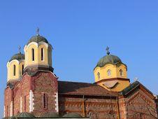 Free Monastery Royalty Free Stock Photos - 4183658