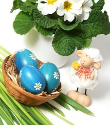 Free Easter Motive Royalty Free Stock Image - 4183806
