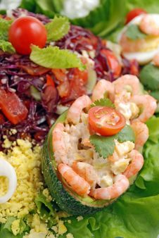 Free Salad Royalty Free Stock Images - 4184239