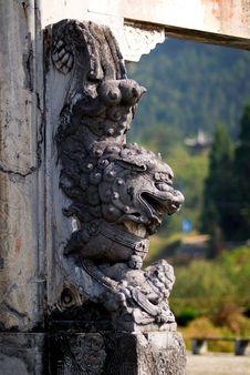 Free Xi Di, An Hui, China Stock Photos - 4185943