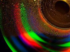 Free Spectrum CD Royalty Free Stock Images - 4186149
