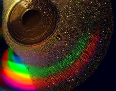 Free Spectrum CD Royalty Free Stock Image - 4186456