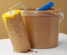 Paint Series Stock Image