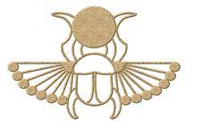 Free Scarab Of Pharaoh Royalty Free Stock Images - 4188379