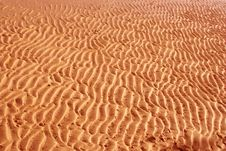 Free Red Hot Sand Stock Photography - 4188402