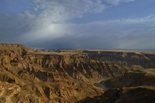 Free Fish River Canyon Stock Photography - 4188552