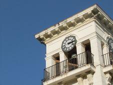 Free Clock Tower Closeup Royalty Free Stock Photography - 4188857