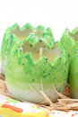 Free Easter Candles - Eggs Stock Photos - 4192173