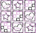 Free Pink Pattern Royalty Free Stock Photography - 4193317