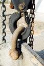 Free Lifting Hook Stock Photography - 4193362