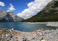 Free Alpine Lake Royalty Free Stock Images - 4195139