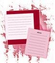 Free Notepad Royalty Free Stock Photos - 4195318