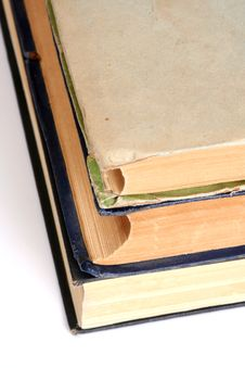 Free Old Books Stock Photography - 4190752