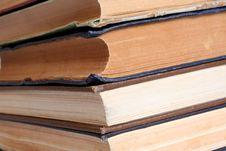 Free Old Books Stock Photo - 4190800