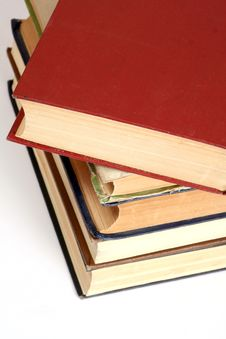 Free Old Books Royalty Free Stock Photo - 4190845