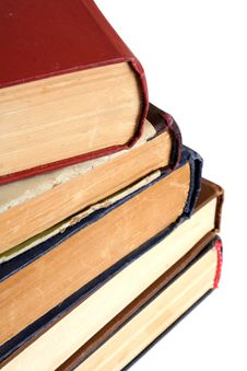 Free Old Books Stock Photography - 4190882