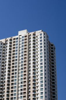 Free Apartment Building Stock Photography - 4192702