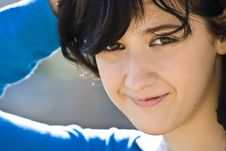Free Teen Portrait Royalty Free Stock Image - 4193456