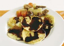 Free Sweet Pancake Stock Photo - 4193650