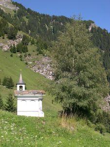 Free Mountain Church Stock Photography - 4193922