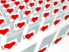 Free Love Squares 7 Stock Photos - 4194073