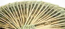 Free 20 US Dollar Bills Royalty Free Stock Photo - 4194315
