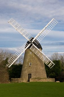 Free Traditional Windmill - Sustainable Industry Stock Photos - 4194673