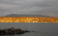 Free Geneva Lake Royalty Free Stock Images - 4195309
