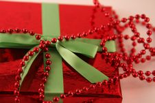 Free Red Present Royalty Free Stock Photo - 4195415