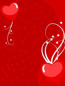 Free Valentine Card Stock Photography - 4195622