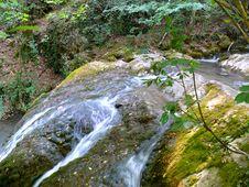 Free Mountain Stream Royalty Free Stock Photo - 4196025