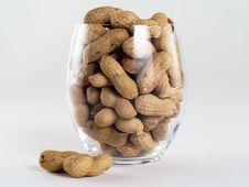 Free Peanuts 1 Royalty Free Stock Photos - 4196058