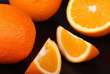 Free Oranges Royalty Free Stock Image - 4196576