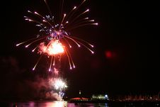 Free Fireworks Royalty Free Stock Image - 4196666