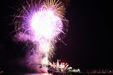 Free Fireworks Stock Photography - 4196742