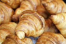 Free Fresh And Tasty Croissant Royalty Free Stock Image - 4198286