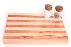 Kitchen Board Royalty Free Stock Photography