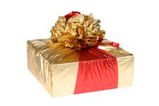 Free Box Of The Gift Royalty Free Stock Photo - 4198825