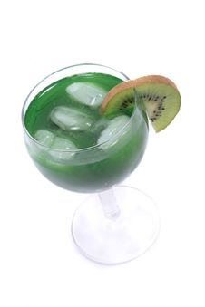 Kiwi Drink Stock Photos
