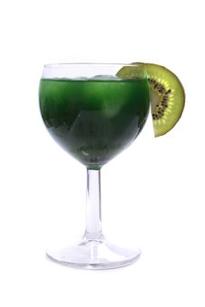 Kiwi Drink Royalty Free Stock Photo
