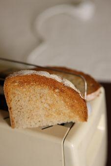 Free Toaster Royalty Free Stock Image - 4199216