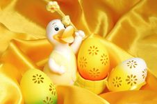Free Easter Eggs Royalty Free Stock Image - 4199266