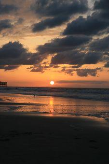 Free Sunrise 5 Stock Photography - 4199962