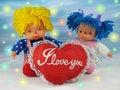 Free Loving Couple Royalty Free Stock Image - 422436