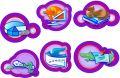 Free Educational Symbols Royalty Free Stock Photography - 422497