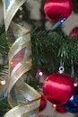 Free Christmas Tree Decorations Stock Photography - 425232