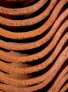 Free Winding Clay Structure Stock Image - 427421